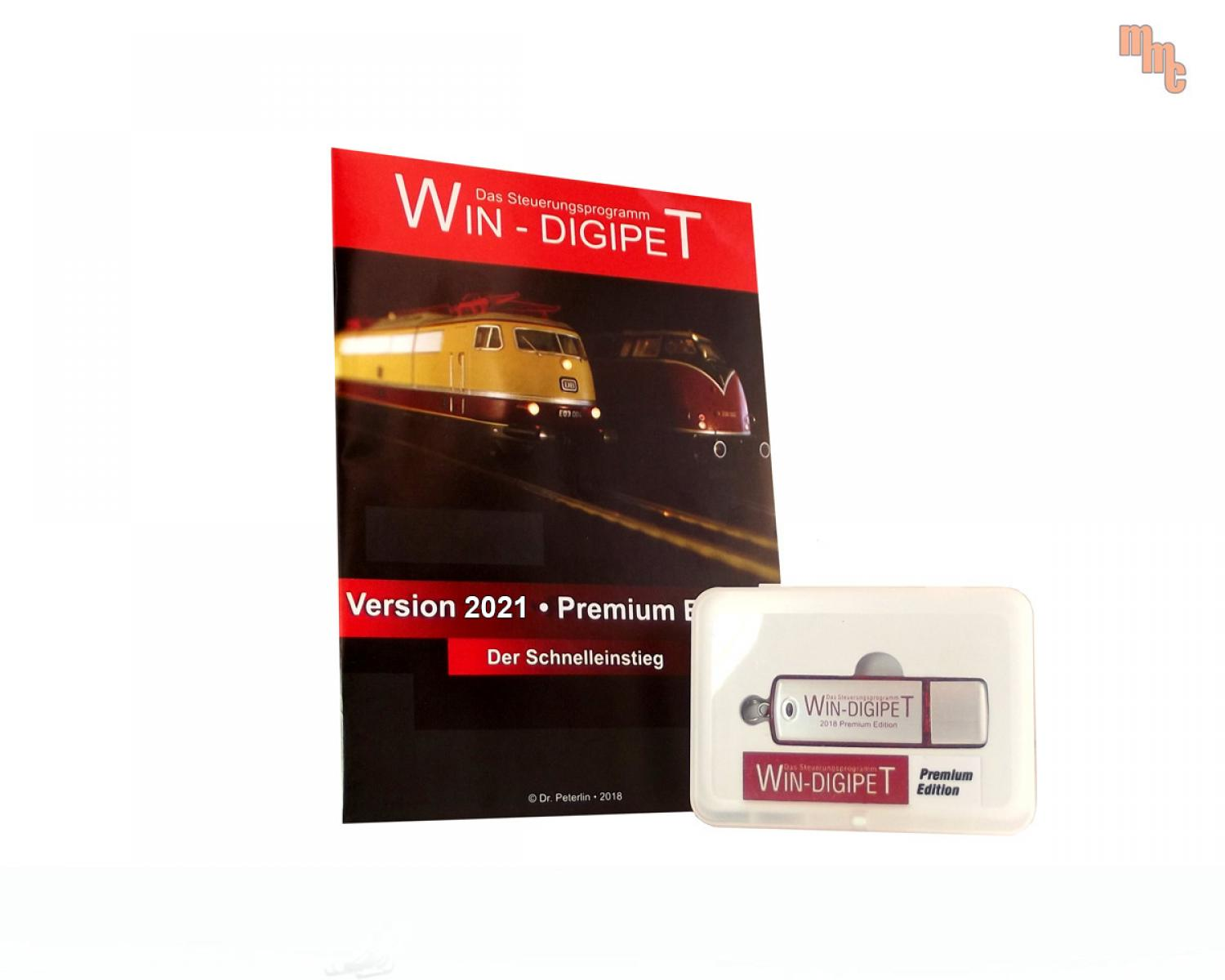 1. Original Win-Digipet Premium-Edition 2018 (Vollversion)