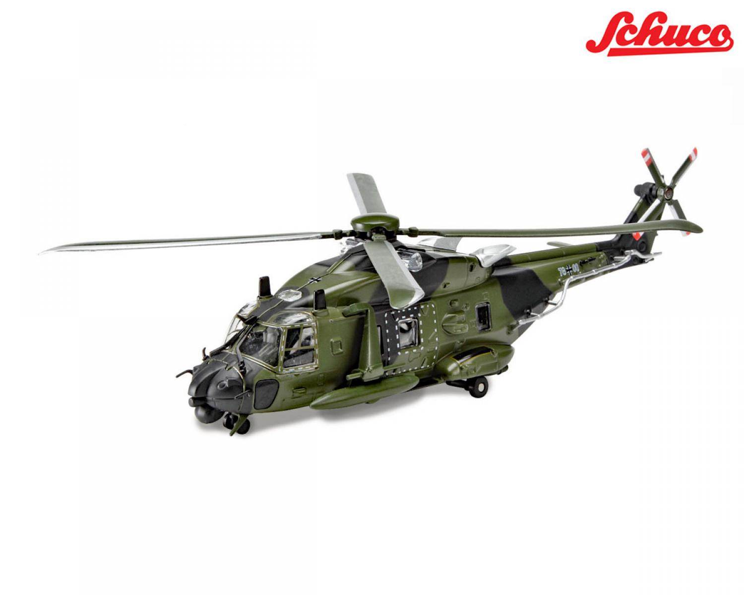 Schuco 26466 NH90 Helikopter BW 1:87